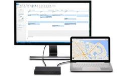 Kensington SD3650 USB 3.0 Dual Dock Black