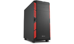 Sharkoon AI7000 Silent Red