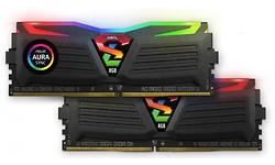 Geil Evo Super Luce Sync RGB Black 16GB DDR4-3000 CL16 kit
