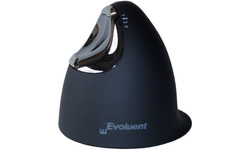 Evoluent VerticalMouse 4 Right Wireless Black