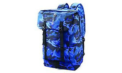 """Speck Rockhound Backpack 15"""" Blue Painted Camo"""