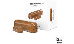 Fibaro Door/Window Sensor Brown
