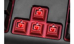 Corsair Gaming K68 MX Red