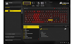Corsair Gaming K68 MX Red