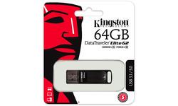 Kingston DataTraveler Elite G2 64GB Black