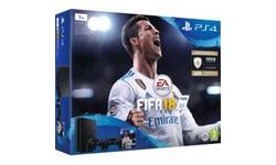 Sony PlayStation 4 1TB + Fifa 18 Ronaldo Edition
