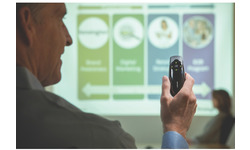 Kensington Presenter Expert Green Laser With Cursor + SD Reader