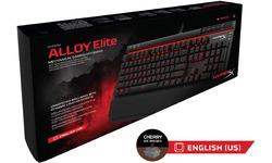 Kingston HyperX Alloy Elite Cherry MX Brown