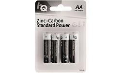 HQ Zinc-Carbon Standard Power AA