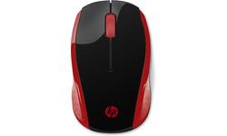 HP 200 Empress Red