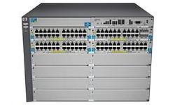 HP Enterprise 5412-92G-PoE+-4G v2 zl