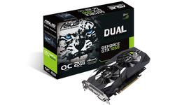Asus GeForce GTX 1050 Dual OC V2 2GB