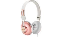 House of Marley Positive Vibration 2 On-Ear Headphone Copper