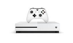 Microsoft Xbox One S 500GB White + Shadow of War