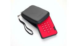 iStorage diskAshur 2 256-bit 1TB Red