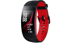 Samsung Gear Fit2 Pro Large Red