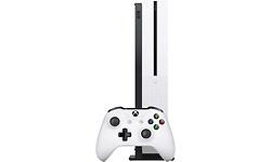 Microsoft Xbox One S White 1TB + Minecraft Limited Edition
