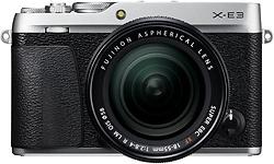 Fujifilm X-E3 18-55 kit Silver