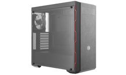 Cooler Master MasterBox MB600L Window Black/Red
