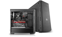 Cooler Master MasterBox MB600L Window Grey