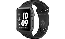 Apple Watch Series 3 42mm Aluminium Space Grey + Sport Loop Black/Anthracite
