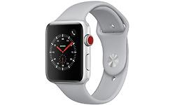 Apple Watch Series 3 42mm Aluminuim Silver + Sport Loop Grey