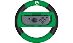 Hori MarioKart 8 Deluxe Racing Wheel Nintendo Switch Luigi