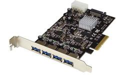 StarTech.com PEXUSB314A2V
