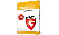 G Data Antivirus 2018 3-user (NL)