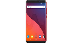 Wiko View 32GB Cherry Red