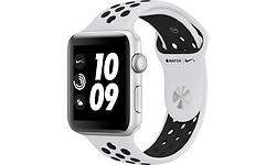Apple Watch Nike+ 42mm Aluminuim Silver Sport Loop Black/Pure Platin