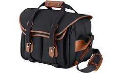Billingham 335 Canvas Bag for Camera Black/Tan