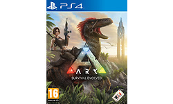 ARK Survival Evolved (PlayStation 4)
