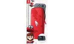 Nintendo Switch Travel Case Mario Odyssey Red