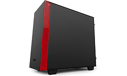 NZXT H400i Black/Red