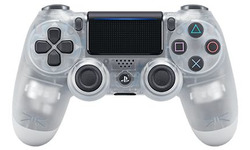 Sony PS4 DualShock controller V2 Crystal White