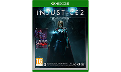 Injustice 2 Deluxe Edition (Xbox One)