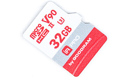 Goodram MicroSDHC 32GB V90 UHS-II U3