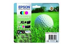 Epson T3479 Black + Color