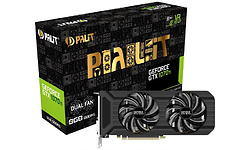 Palit GeForce GTX 1070 Ti Twin X2 8GB