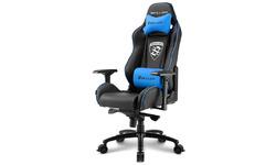 Sharkoon Skiller SGS3 Gaming Seat Blue