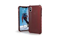 UAG Plyo Case for iPhone X (Crimson)