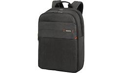 """Samsonite Network 3 Backpack 17.3"""" Charcoal Black"""