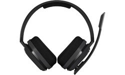 Logitech A10 Gaming Headset Grey/Blue