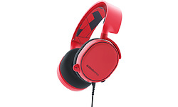 SteelSeries Arctis 3 Red