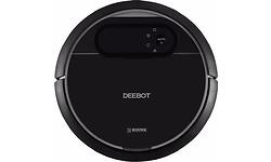Ecovacs Deebot N78D Black