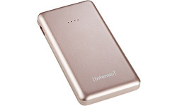 Intenso Powerbank Slim iDual S10000 Pink