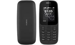 Nokia 105 2017 Black (dual sim)