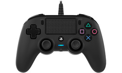 Nacon PS4 Official Licensed Wired Compact Controller Black
