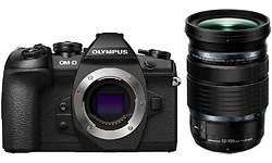 Olympus OM-D E-M1 Mark II 12-100 kit Black